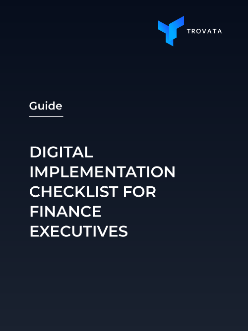 Digital Implementation Checklist