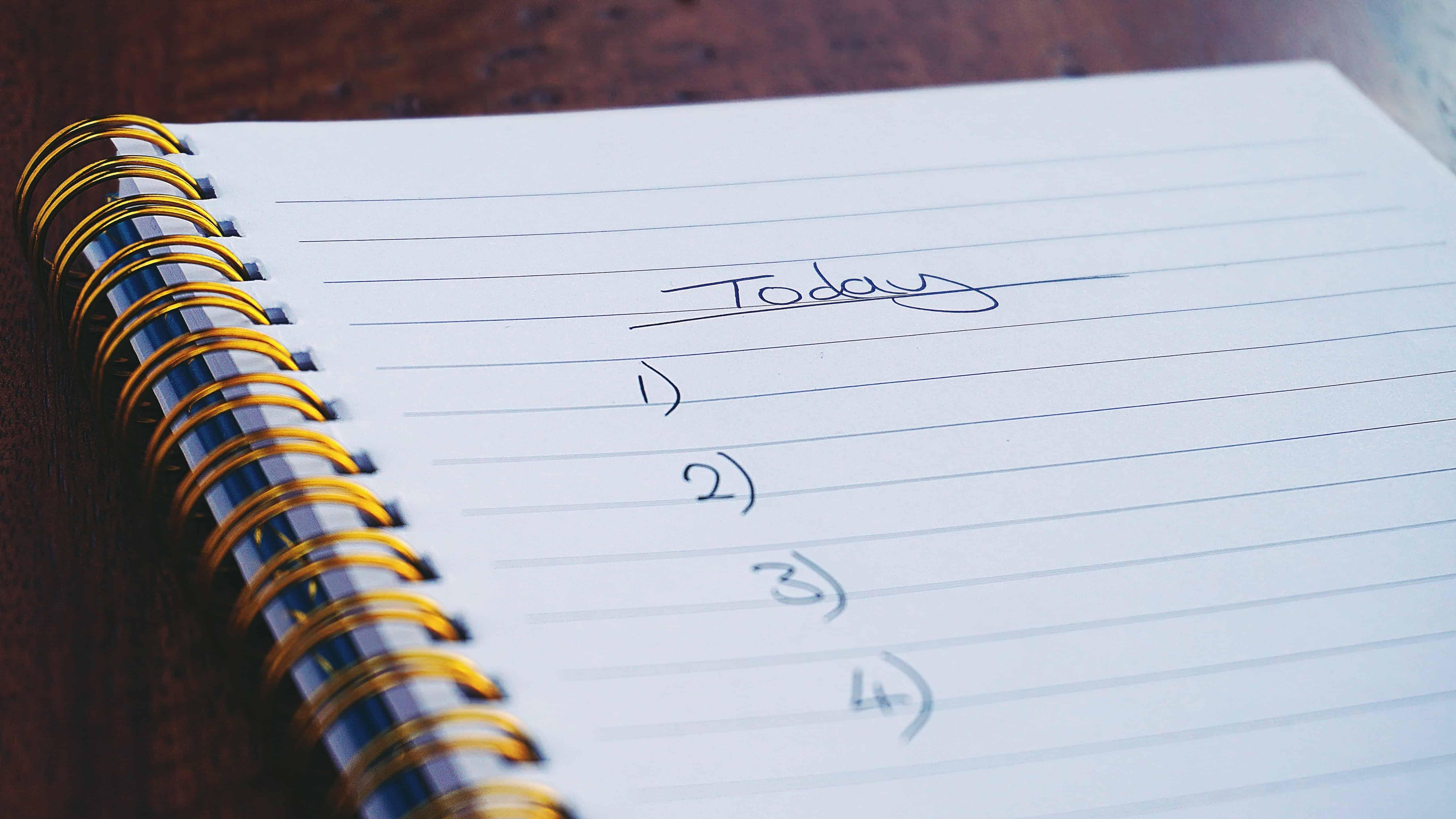 treasurers end of year checklist